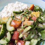 Huttekase-salade-s