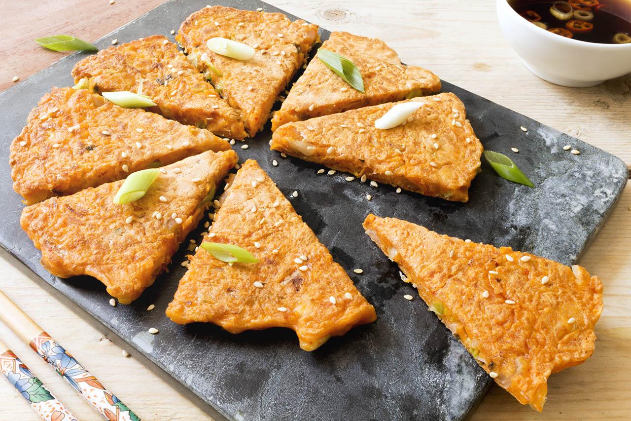 Kimchi_pannenkoeken