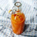 Gefermenteerde Hot Sauce