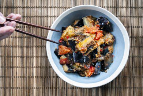 Terong Balado - Indonesische aubergine